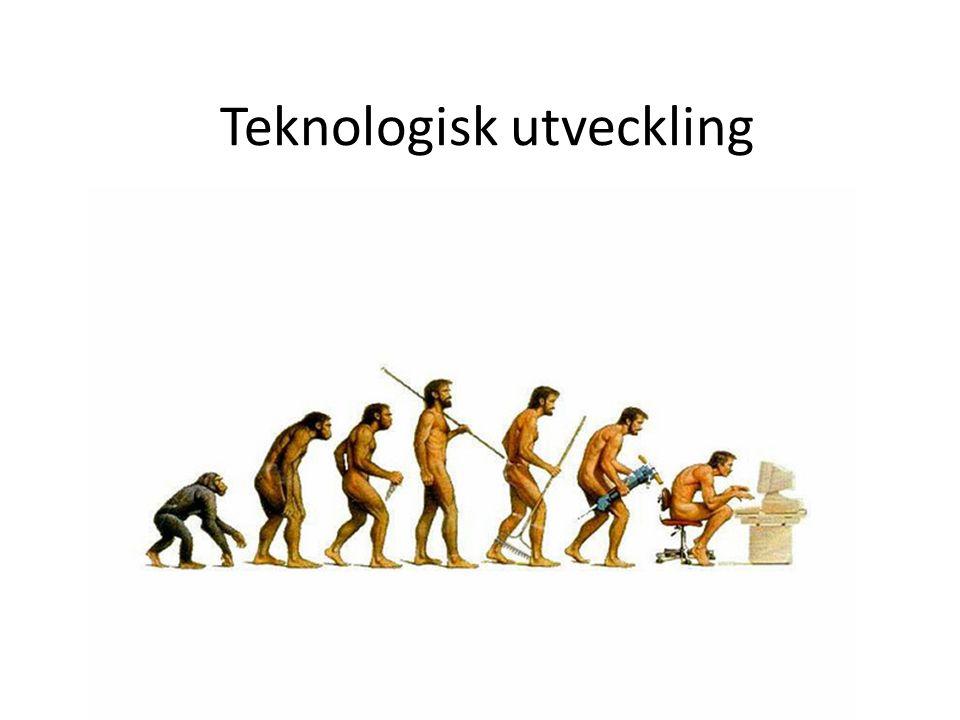 Teknologisk utveckling