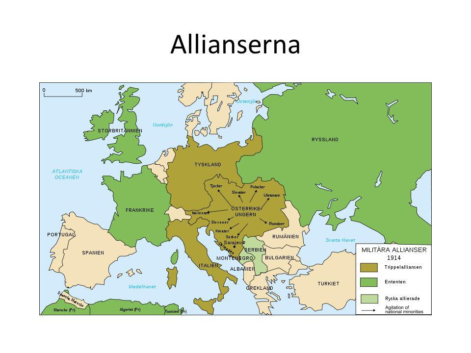 Allianserna
