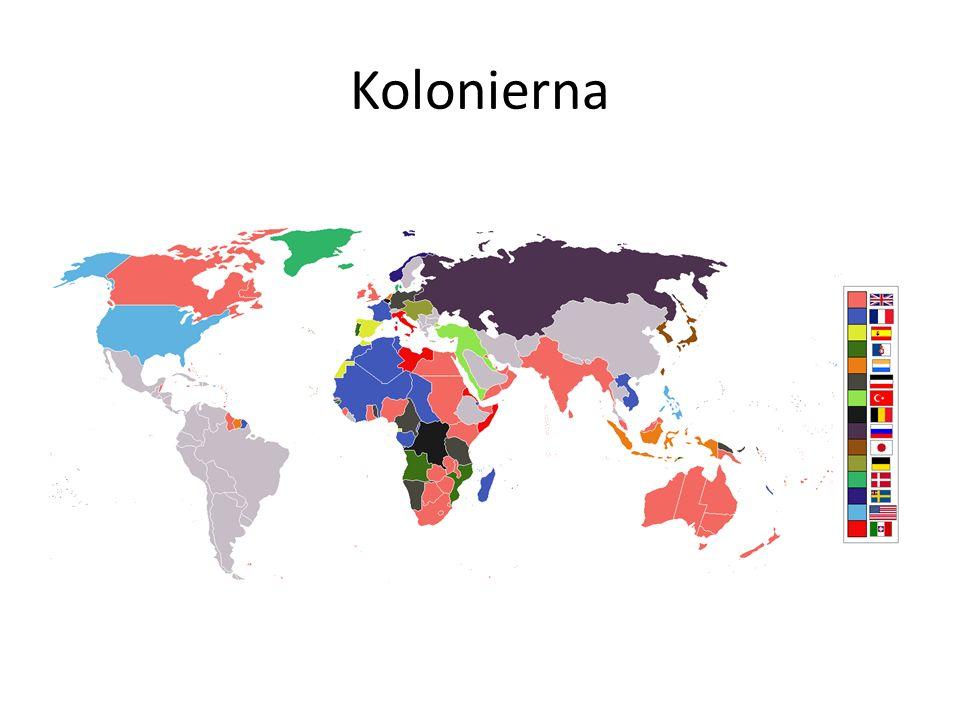 Konflikter i Europa Skapade konflikter mellan länderna i Europa.