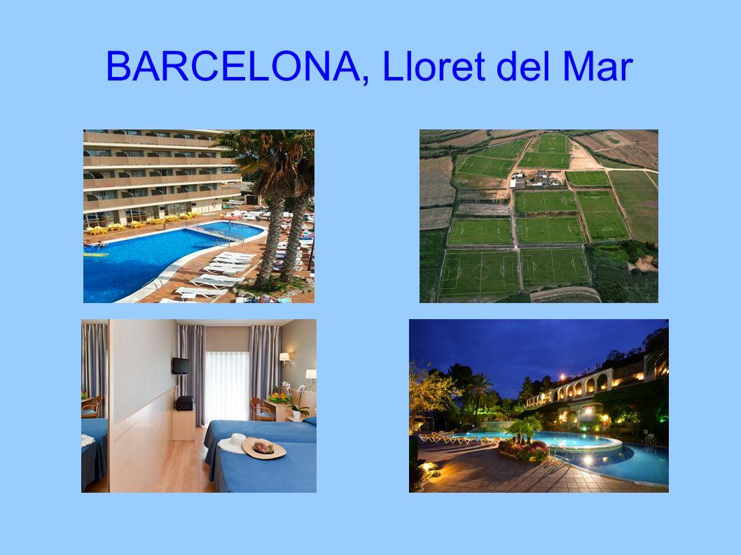 BARCELONA, Lloret del Mar