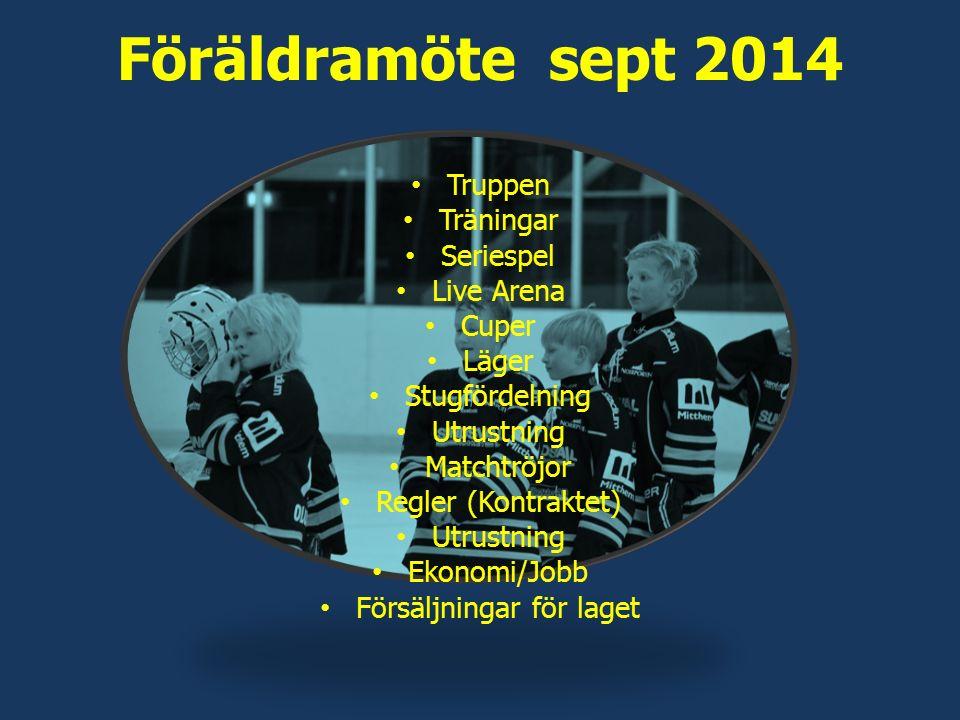 Truppen Till denna säsong har vi tappat Elias B, Eric N, Alfons, Robin, Dennis, Rasmus, Gabriel och Isac S.