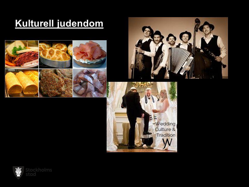 Kulturell judendom