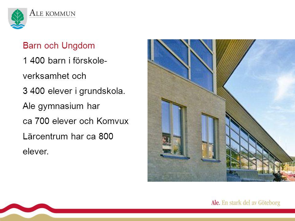 Naturen runt husknuten Fritid i Ale Föreningsliv Fiske Bad Vandring Bibliotek Etc.