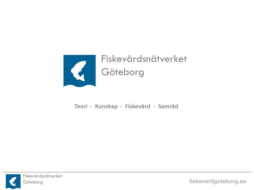 fiskevardgoteborg.se Teori - Kunskap - Fiskevård - Samråd