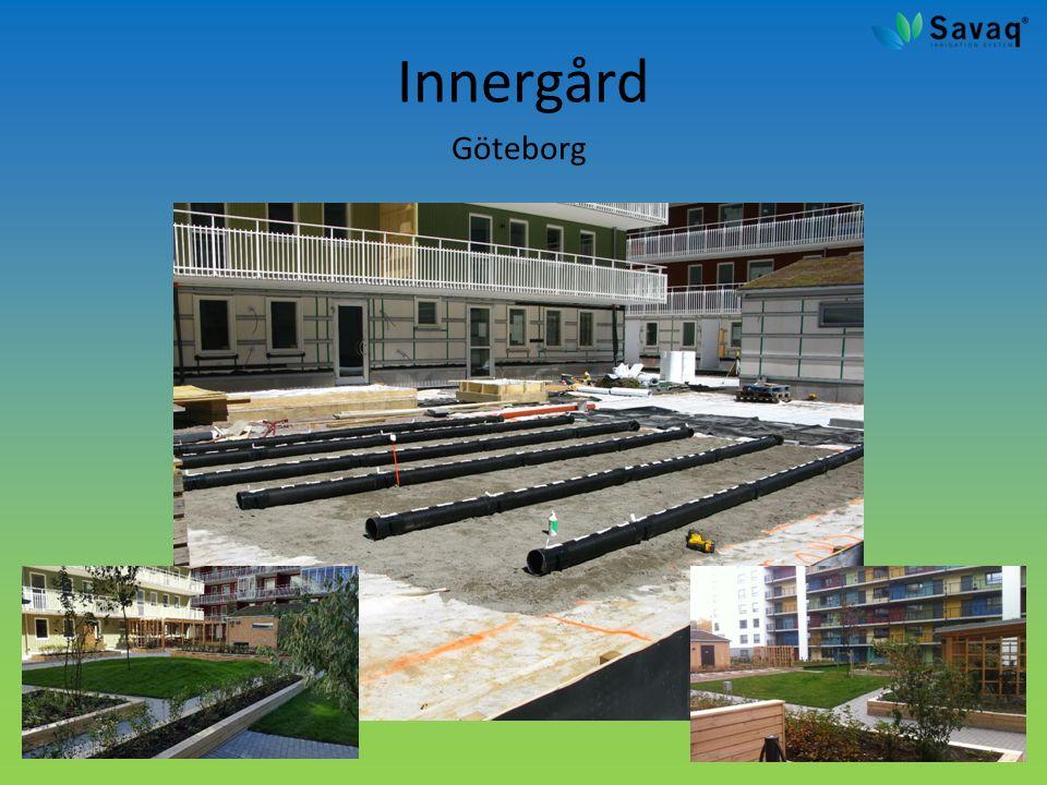Innergård Göteborg