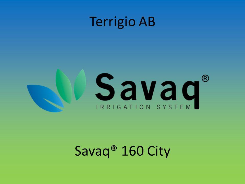 Savaq® 160 City Terrigio AB