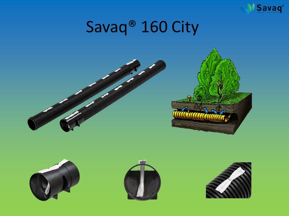 Savaq® 160 City
