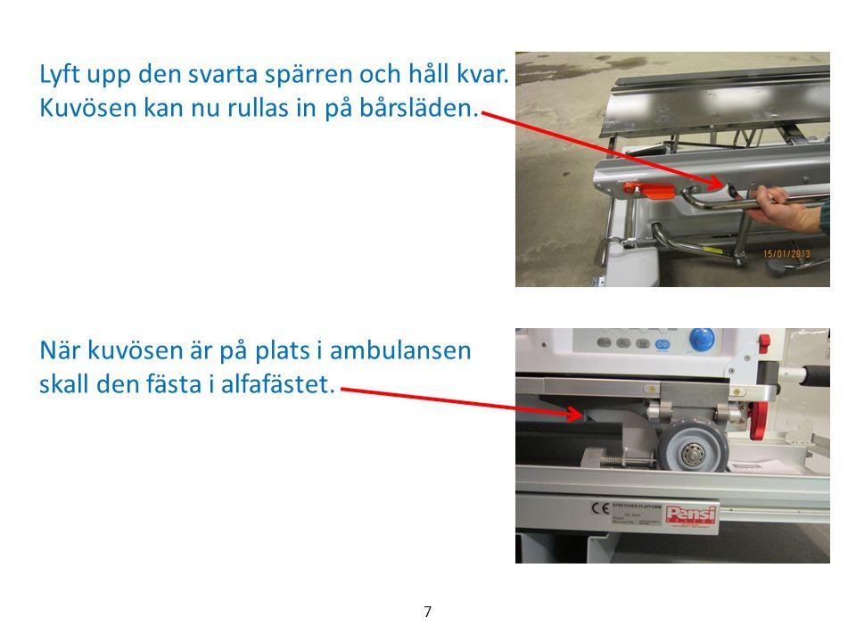28 Ambulanssjukvården Karlstad.