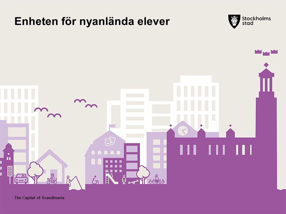 The Capital of Scandinavia För att byta bakgrundsbild klicka på STHLM bilder på fliken Start.
