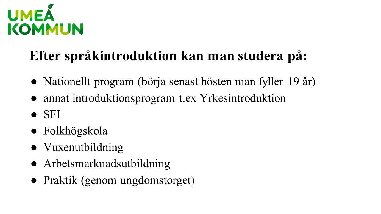 Skolwebbarna med schema och information Dragonskolan www.skola.umea.se/dragon Forslundagymnasiet www.skola.umea.se/forslundagymnasiet Midgårdsskolan www.skola.umea.se/midgard Västra gymnasiet www.umea.se/vastra