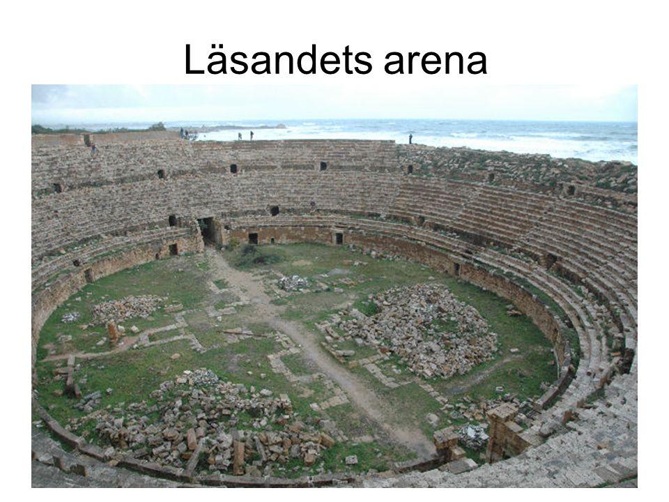 Läsandets arena