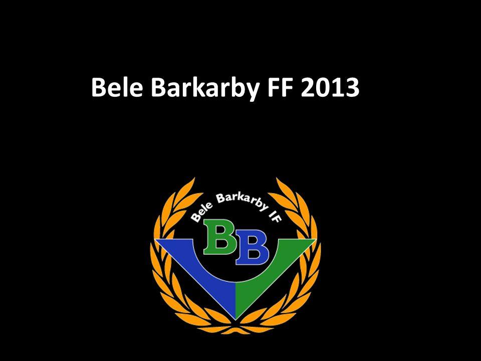 Bele Barkarby FF 2013
