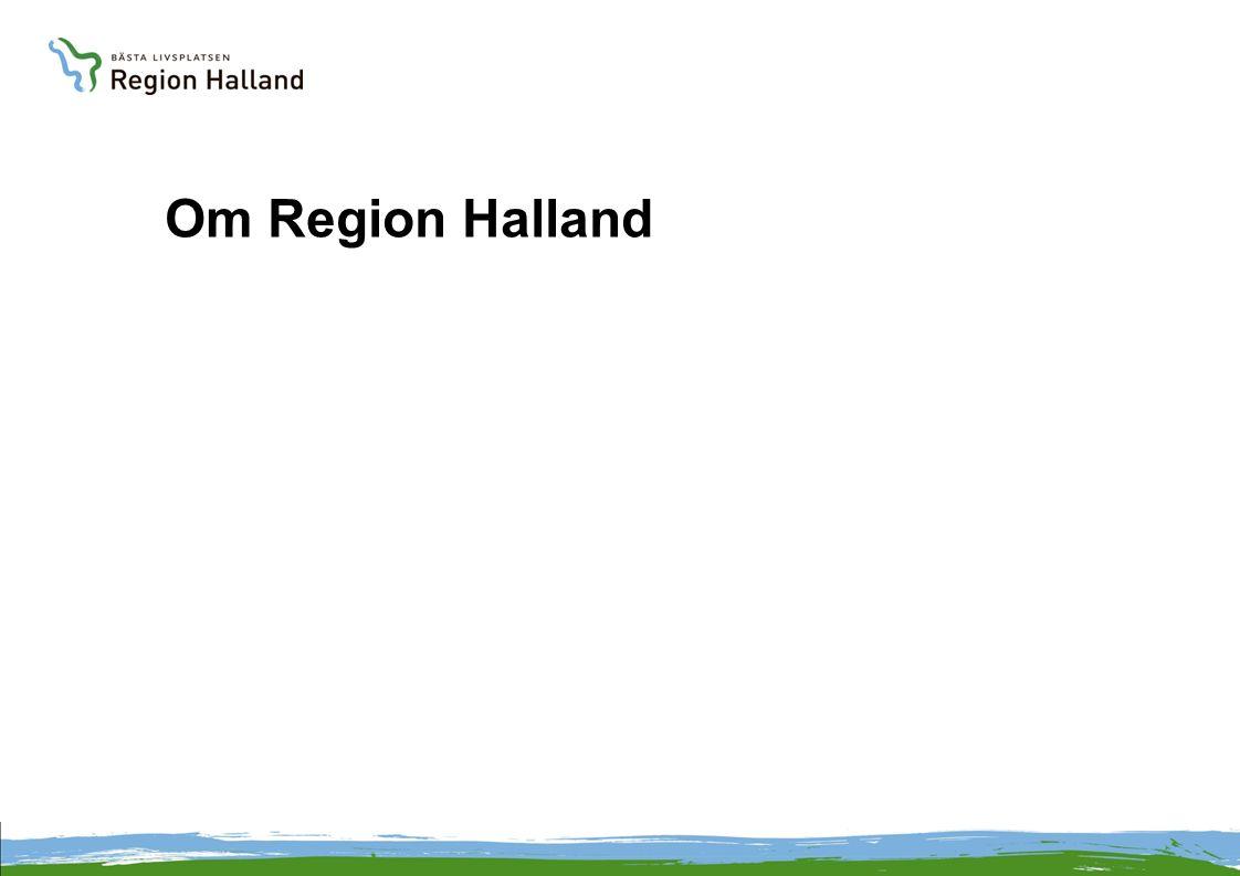Om Region Halland