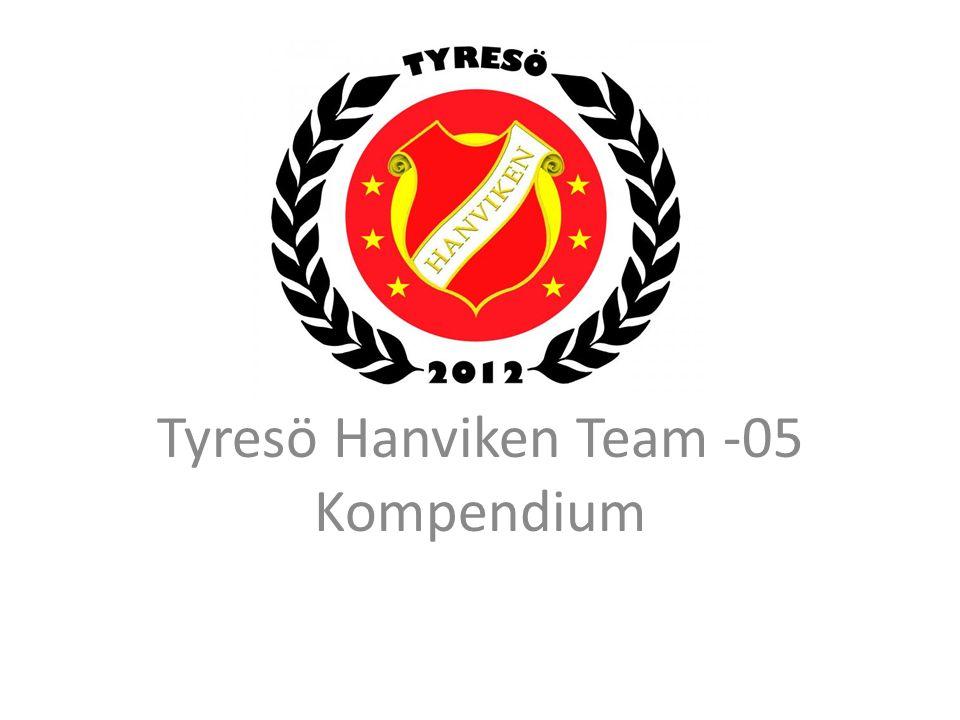 Tyresö Hanviken Team -05 Kompendium