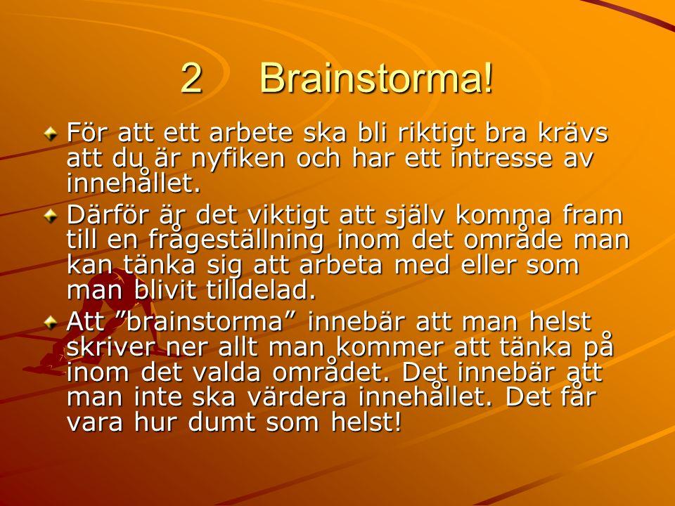 Min brainstorming inom området alternativa energikällor vindkraft till havs Falkenbergs kommun Inga utsläpp vid drift Kostnad.