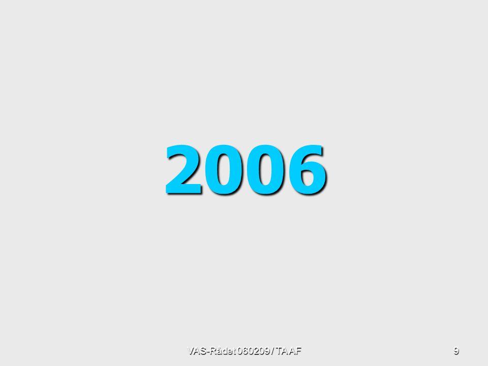 VAS-Rådet 060209 / TA AF9 2006