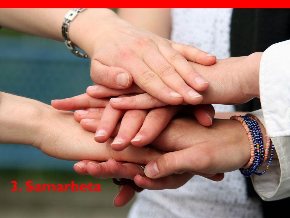 3. Samarbeta