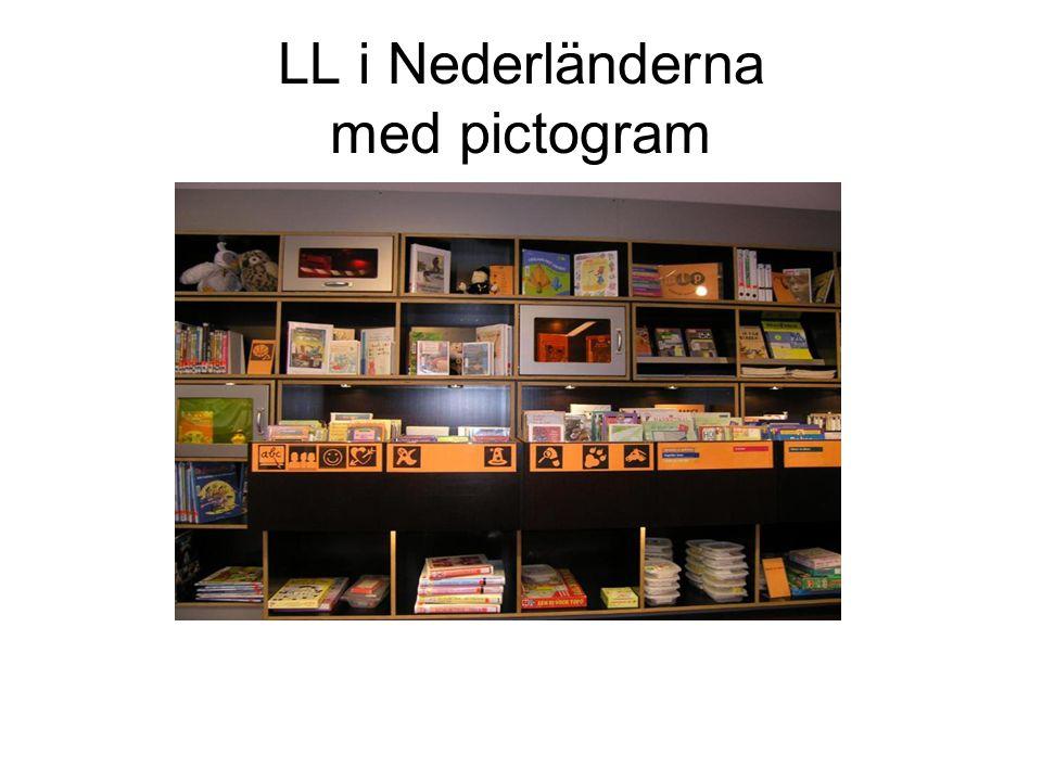 LL i Nederländerna med pictogram
