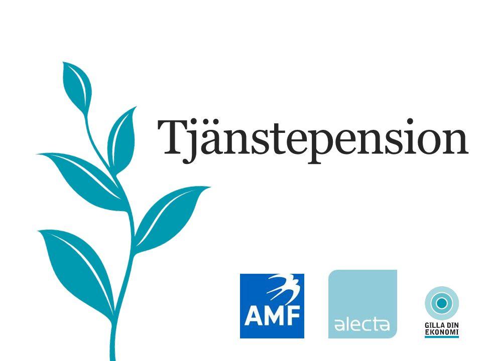 Tjänstepensionens delar Ålderspension Efterlevande- skydd Sjukförsäkring TJÄNSTEPENSION Tjänstepension