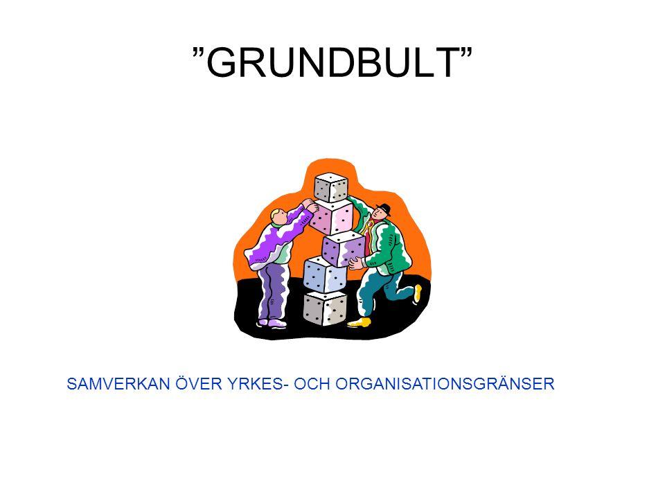 GRUNDBULT SAMVERKAN ÖVER YRKES- OCH ORGANISATIONSGRÄNSER