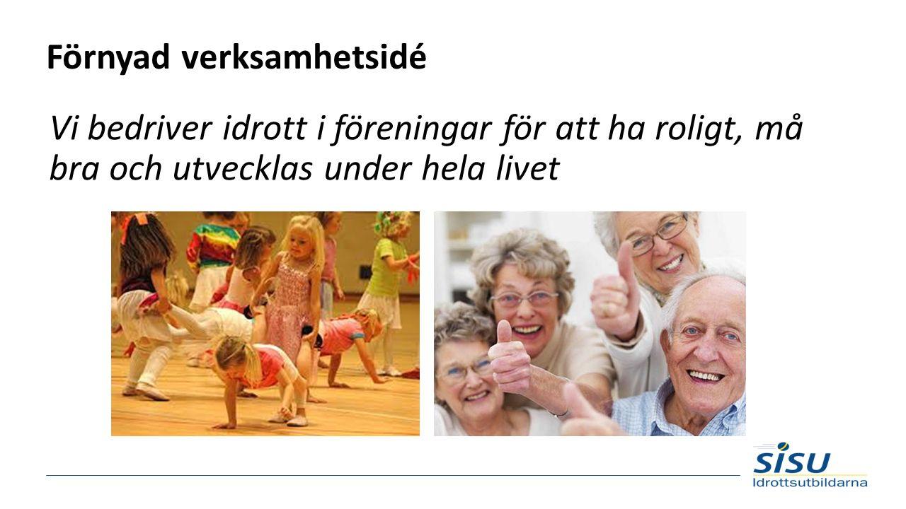Idrottens strategiarbete Strategi för Svensk idrott som beslutades på RIM i maj 2015 1.