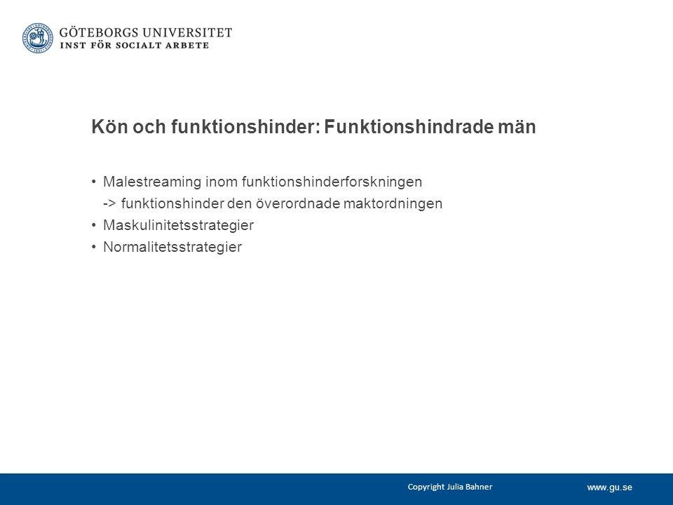 www.gu.se Intersektionalitet och systemteori Systemteorins olika nivåer: 1.