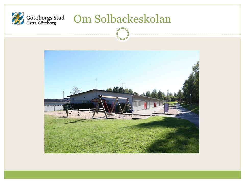 Om Solbackeskolan