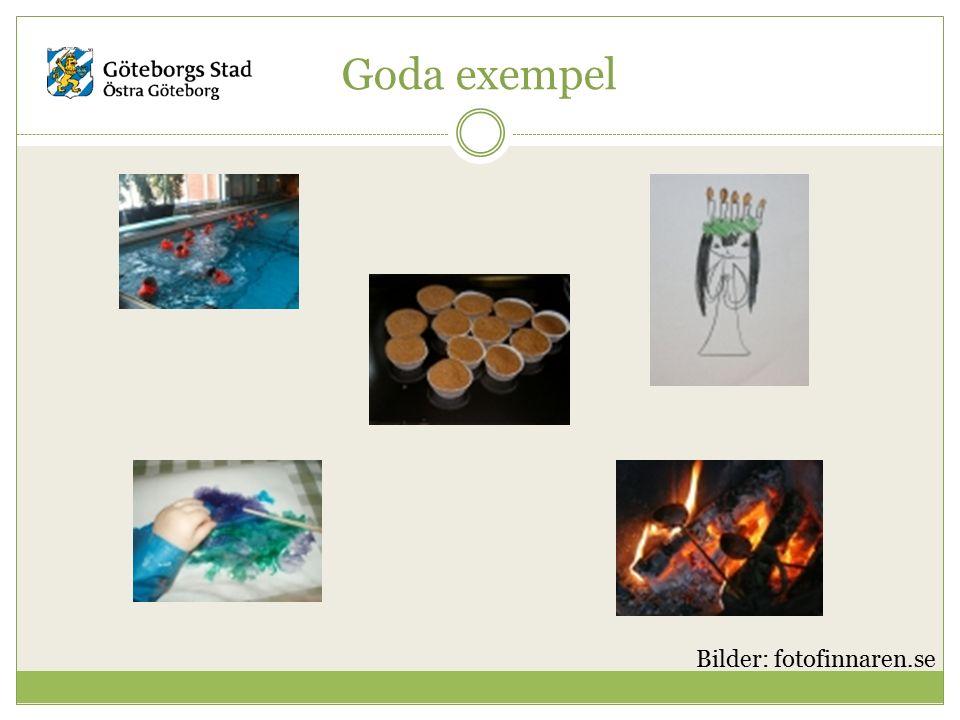 Goda exempel Bilder: fotofinnaren.se