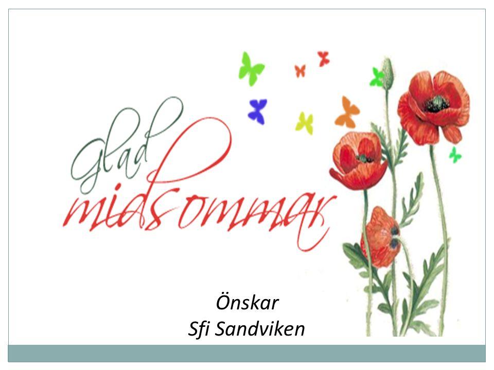 Önskar Sfi Sandviken