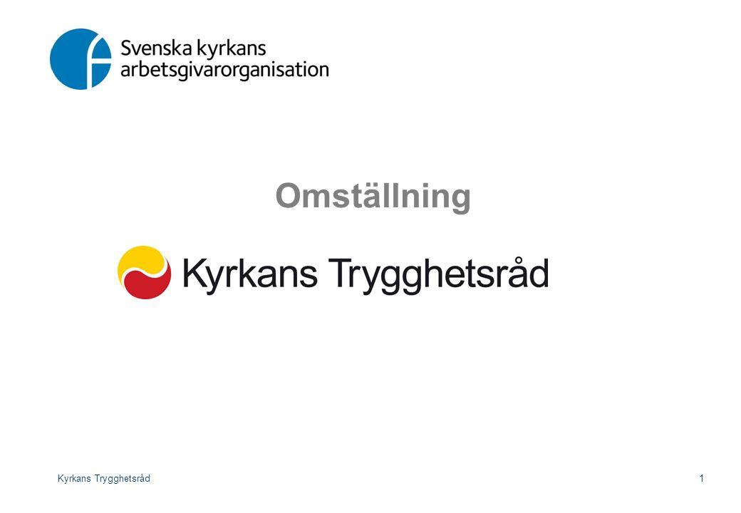 Kyrkans Trygghetsråd 12 Läsa mer? www.kyrkanstrygghetsrad.se Broschyr