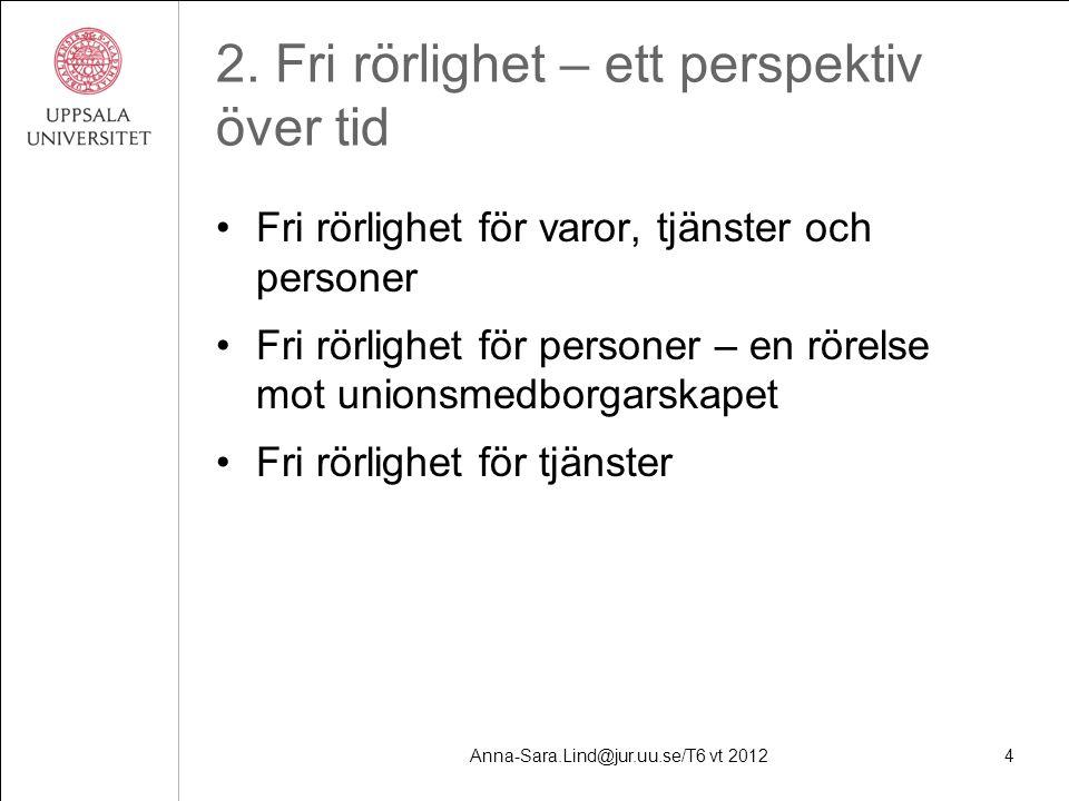 Anna-Sara.Lind@jur.uu.se/T6 vt 20124 2.