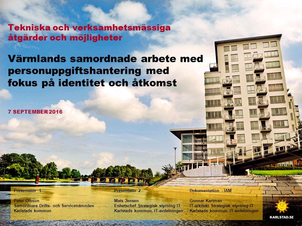 koncernen Karlstads kommun IT-avdelningen kan leverera digitala tjänster inom koncernen Karlstads kommun, dvs kommunens förvaltningar och bolag.