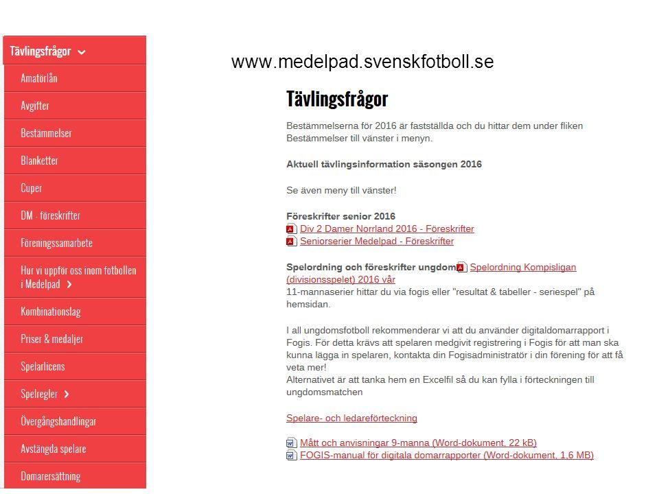 www.medelpad.svenskfotboll.se