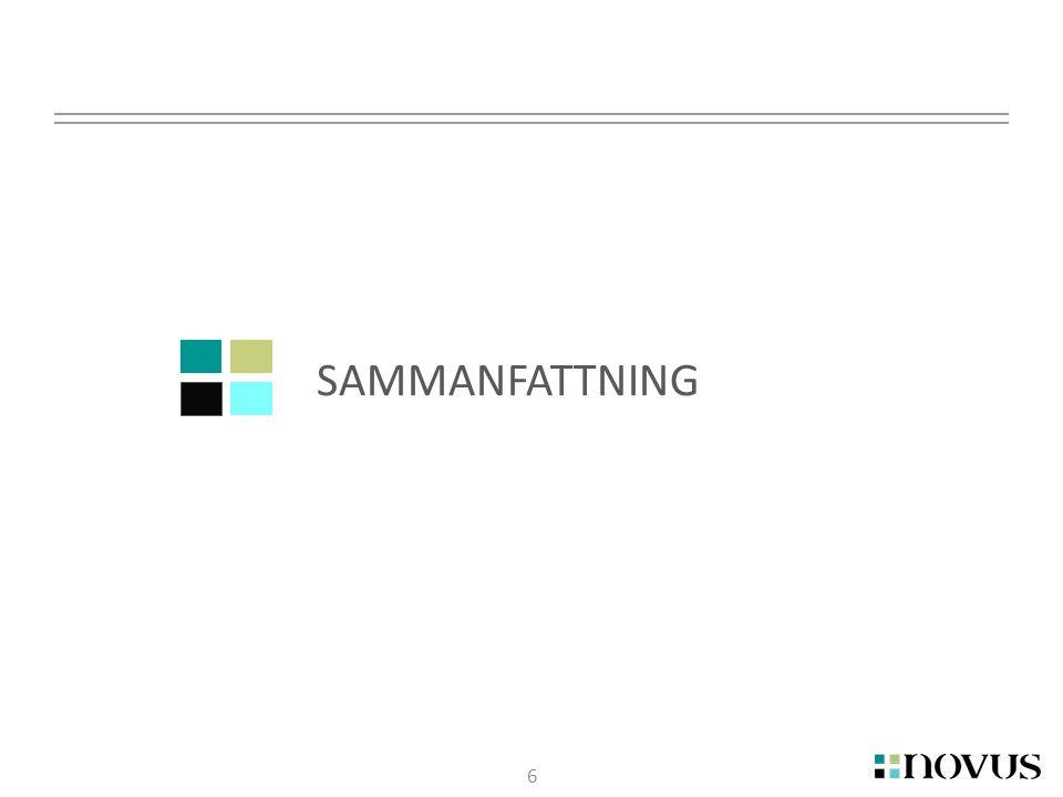 6 SAMMANFATTNING