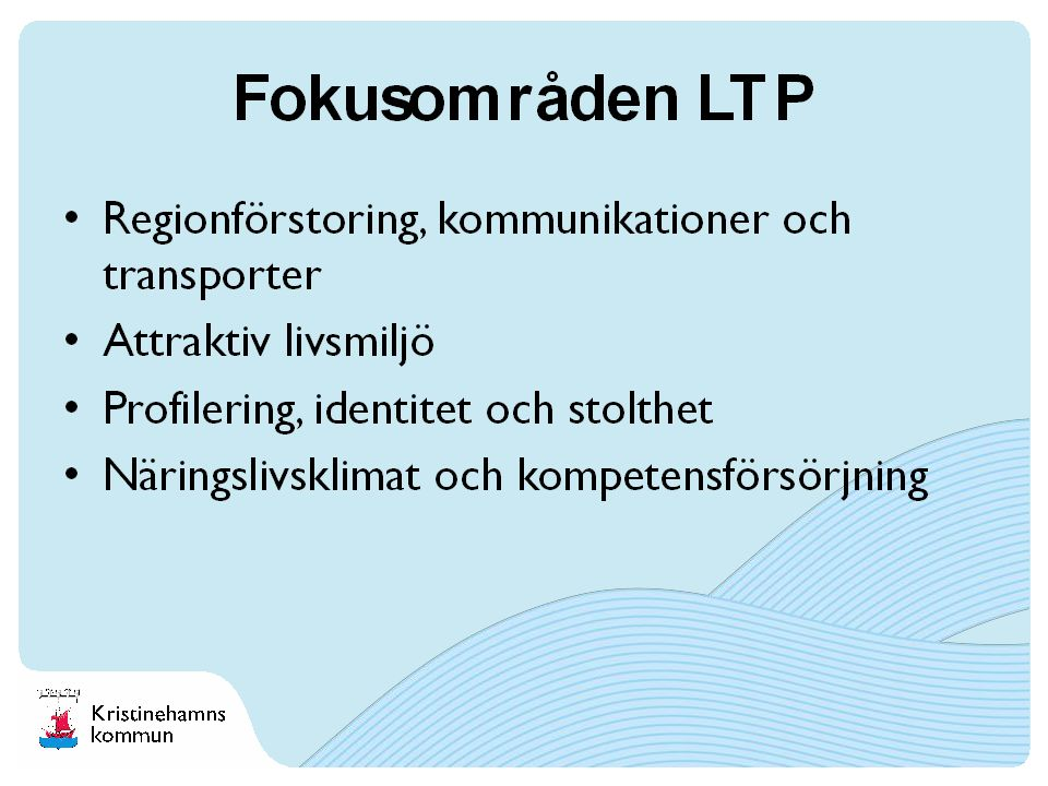 Topp 5 Vardagsliv, kultur, fritid, trivsel Näringsliv och arbete Tätort och parker Inkludering - jämställdhet, mångfald, tillgänglighet Infrastruktur, kommunikationer och bredband/Vänern och skärgård Prioriterade områden medborgardialog