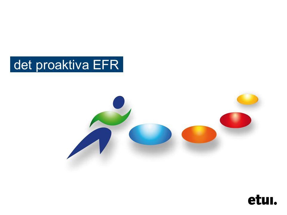 det proaktiva EFR
