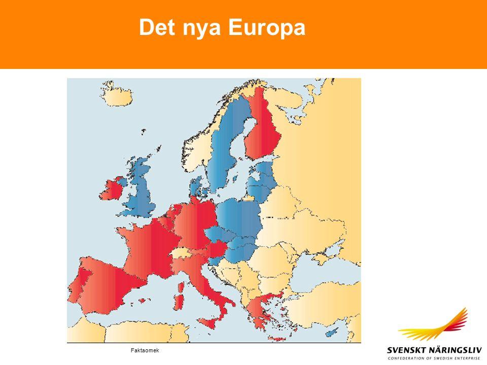 Faktaomek Det nya Europa