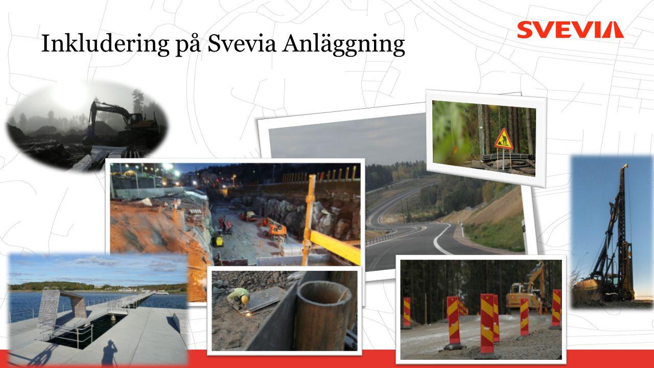 Signatur ÅÅÅÅ-MM-DD 1 Inkludering på Svevia Anläggning