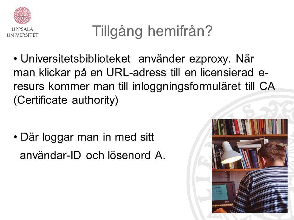 Kontakta UpUnet-S - Uppsala universitets datornät för studenter http://uadm.uu.se/iti/student/UpUnet-S Problem med inloggningen?