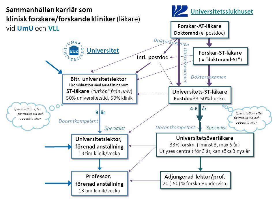 Patrik Danielson Prodekanus Umeå universitet Medicinska fakulteten Vad göra.