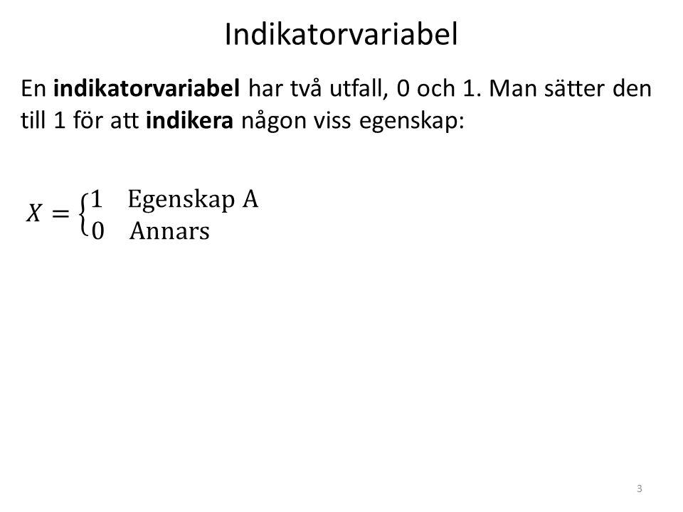 Indikatorvariabel 3