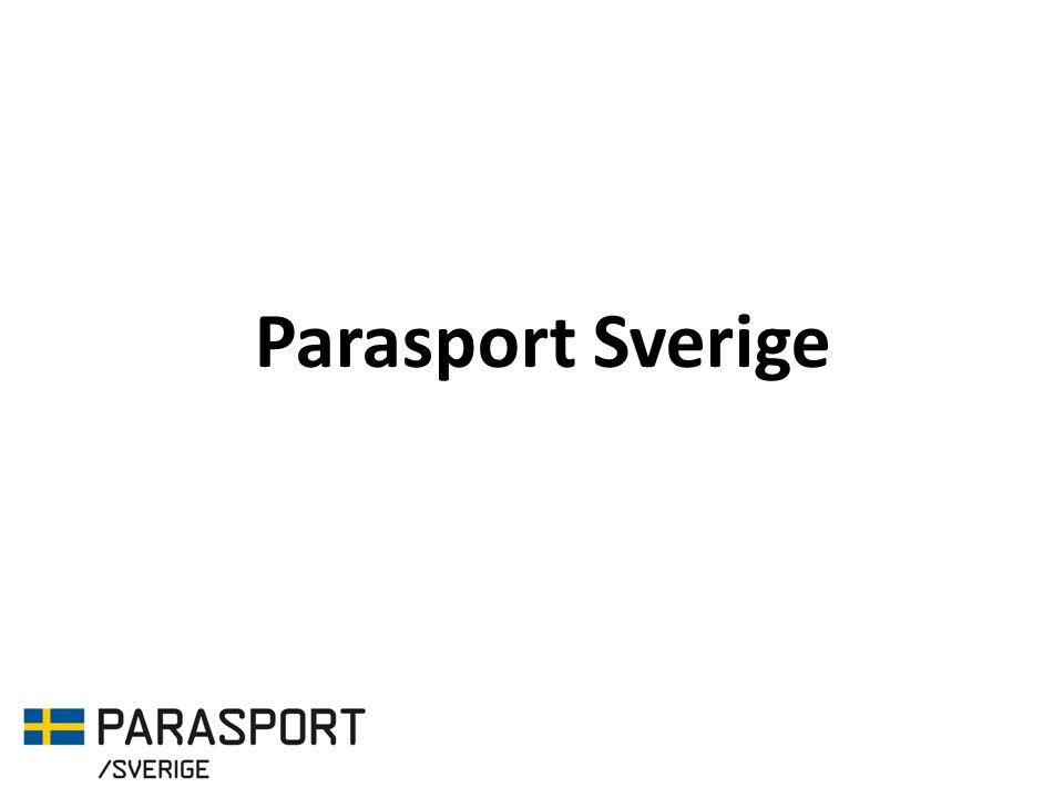 Parasport Sverige