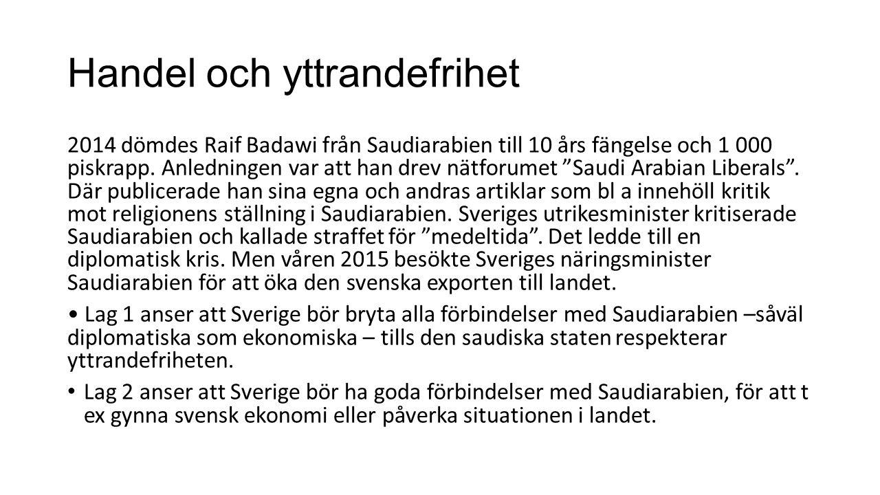 Rätten till gympa… På Al-Azharskolan i Stockholm undervisas flickor och pojkar var för sig i idrott och hälsa.