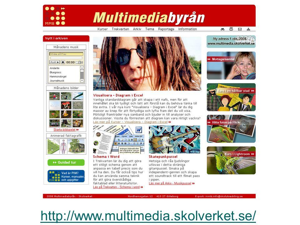 http://www.burkar.nu/ http://pedagoglankar.se/ http://lankskafferiet.skolverket.se/ http://www.pim.skolverket.se/handledningar/larresurser/a/