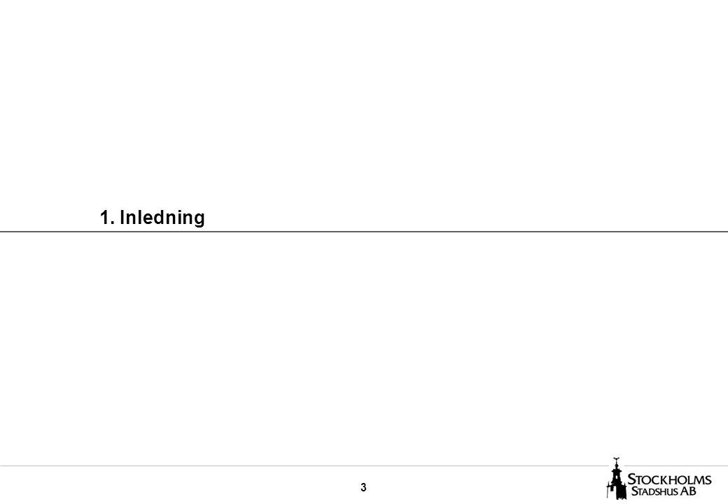 24 FAMILJEBOSTÄDER En förbättrad operativ effektivitet och kostnadsstruktur avseende administrativa samt indirekta kostnader Utfall 2007Utfall 2006 Indirekta kostnader KSEK Andel av operativa kostnader % Indirekta kostnader KSEK Andel av operativa kostnader % Administrativa kostnader –Företagsledning –VD-stab –Ekonomi –Personal –IT –Växel och kontorsservice 18 766 - 6 984 2 787 12 476 5321 1,8 - 0,7 0,3 1,2 0,5 21 673 - 7 804 3 177 14 526 5 150 2,0 - 0,7 0,3 1,4 0,5 Administrativa kostnader totalt46 3344,452 3304,9 Andra indirekta kostnader –Stab/ledning av drift/produktion –Planering av produktion/drift –Kvalitet/miljö –Juridik –Forskning och utveckling –Tekniska staber –Upphandling/inköp –Logistik –Lokalkostnader –Marknad/inf.
