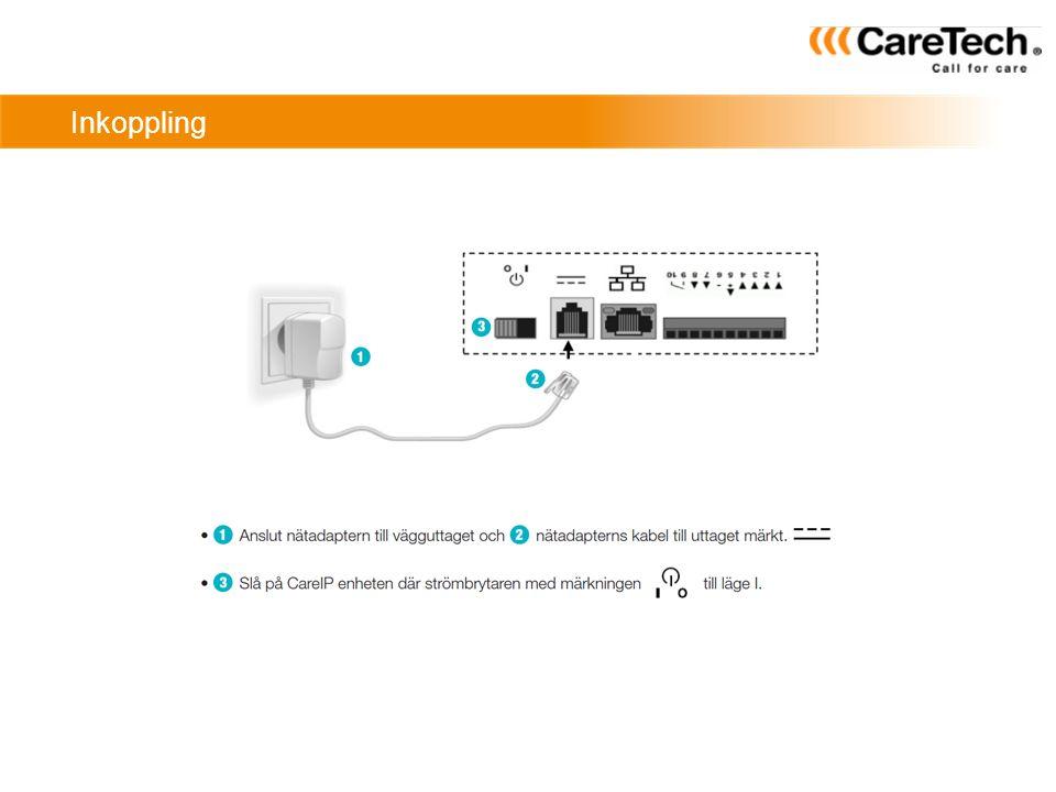 Support support@caretech.se order@caretech.se Kundtjänst 020-89 50 00