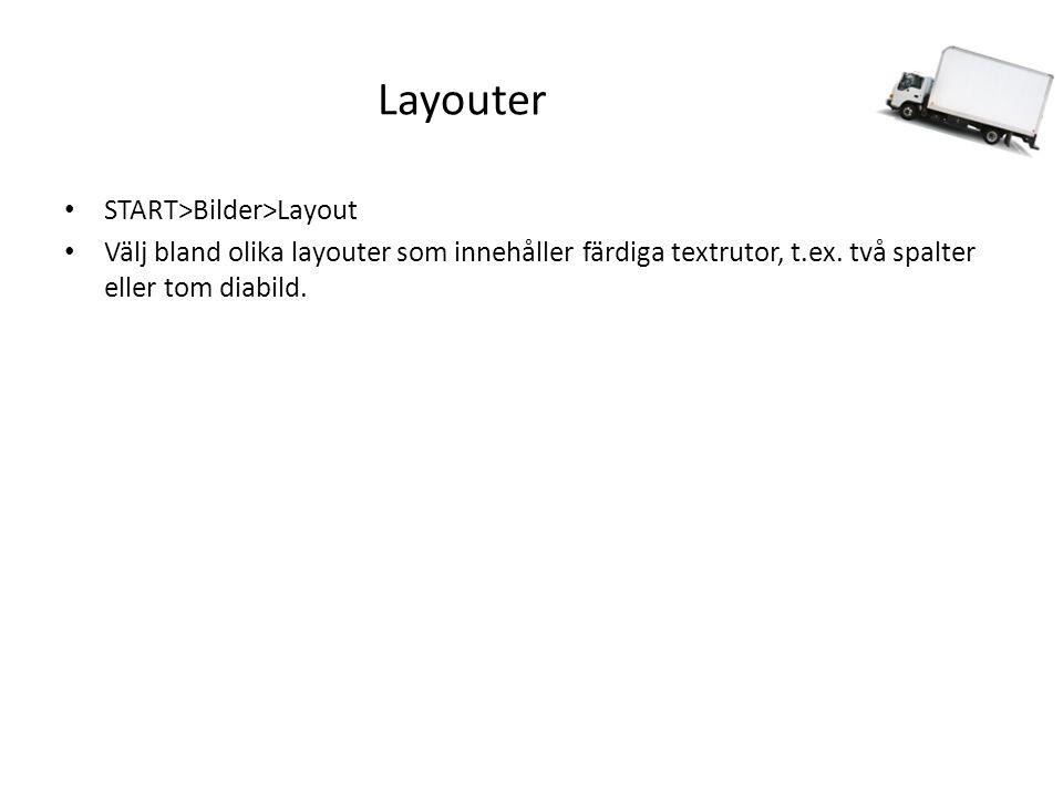 Textstorlek PowerPoint ändrar textstorlek automatiskt så att texten får plats i textrutan.