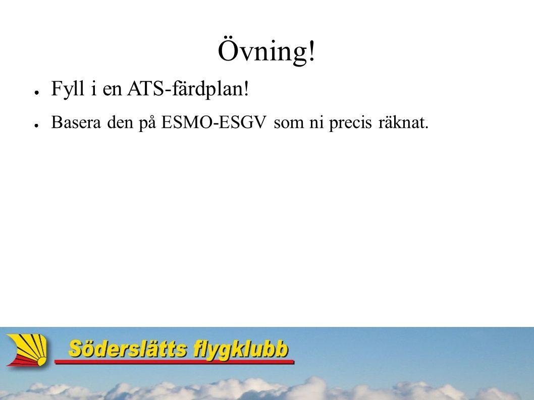 Hjälpmedel ● Navbox Proplan (DEMO!) ● Onlinetjänster (lfk.se, AOPA, Eurocontrol, fler)