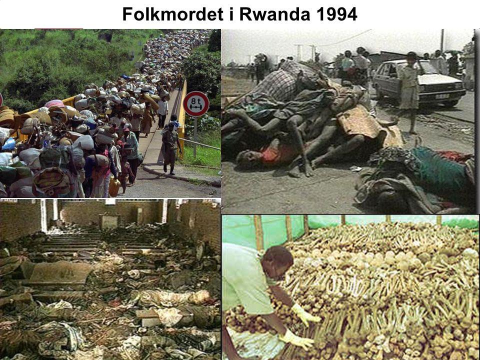 Folkmordet i Rwanda 1994