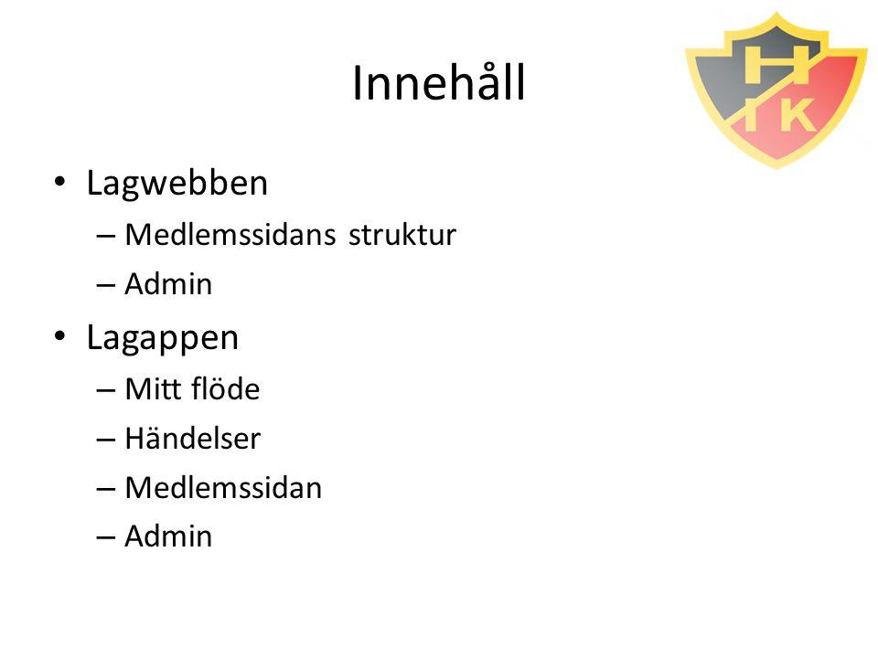 Mina favorit sidor Mina händelser Klubbens sektioner Lagpresentation Nyheter Senaste och kommande match Kalender Följ sidan (favoritmarkera)